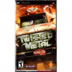 Twisted Metal Head-On US