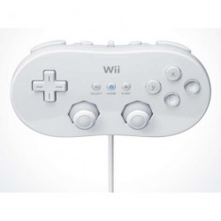 Manette Wii Classic Officiel