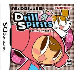 Mr. Driller Drill Spirit JAP