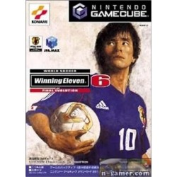 Winning Eleven 6 Final Evo JAP