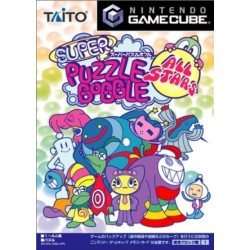 Super Puzzle Bobble All Stars JAP