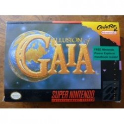 Illusion of Gaia US