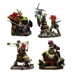 Chrono Trigger formation arts