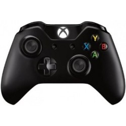 Manette Xbox One Officielle sans fil noire