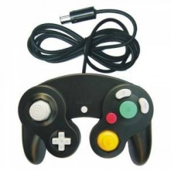 Manette Game Cube non officielle Noire
