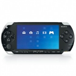 SONY PSP 1000 Noire