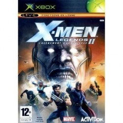 X Men Legend 2 Rise of Apocalypse