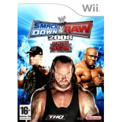Smack Down Raw 2008