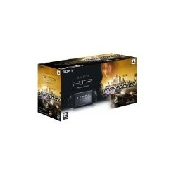 SONY PSP 2000 Noire Pack Need fo Speed Undercover