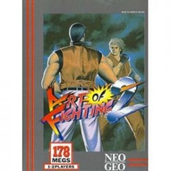 Art Of Fighting 2 JAP