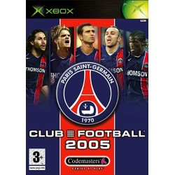 Paris Marseille St Germain club football 2005