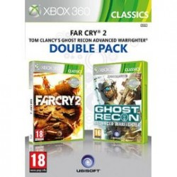 Far Cry 2 + Tom Clancy's Ghost Recon Advanced Warfighter 2