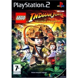 Lego Indiana Jones La trilogie originale