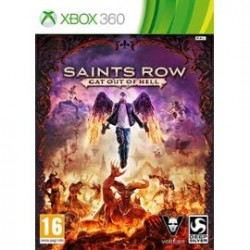 Saint Row 3 Gat Out of Hell