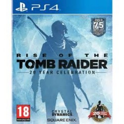 Rise Of The Tomb Raider D1