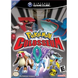 Pokemon Colosseum + Pokemon Box
