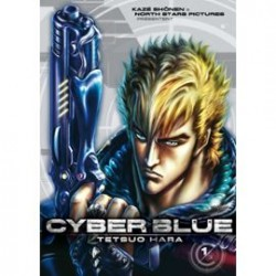 Cyber Blue Tome 1