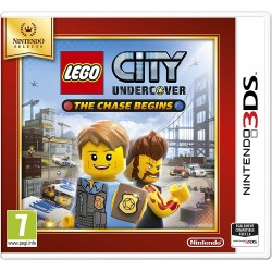 Lego City Undercover The Chase Begins Nintendo Selects