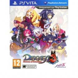 Disgaea 3 - Absence of Detention