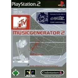 MTV MUSIC GENERATOR 2 PLATINUM
