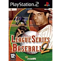 League Series Baseball 2