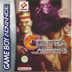 Contra advance The alien wars ex