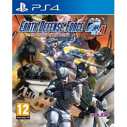 Earth Defense Force 4.1: The Shadow of New Despair