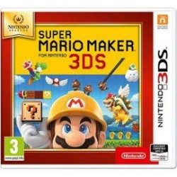 Super Mario Maker 3DS - Nintendo Selects