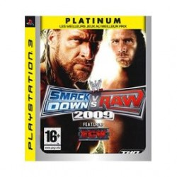 WWE Smackdown vs. Raw 2009 - Platinum