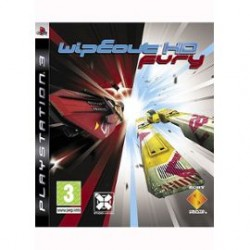Wipeout HD Fury