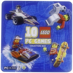 Lego PC Games Collectors Box