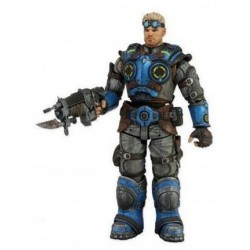 Gears of War 2 Damon Baird
