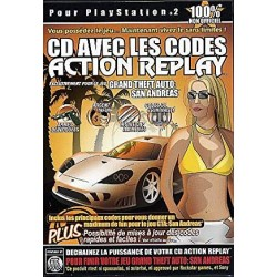 GTA San Andreas CD Action Replay