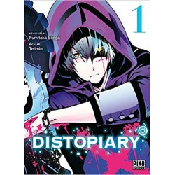 Distopiary Tome 01