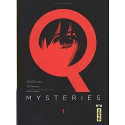 Q Mysteries Tome 01