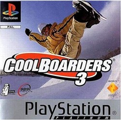 Cool Boarders 3 Platinum
