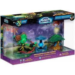 Skylanders Imaginators Pack Aventure Boom Bloom + Cristal Air + Treehouse