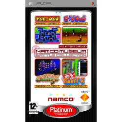 Namco Museum Battle Collection Platium