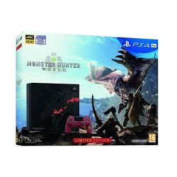 PS4 Pro Edition Monster Hunter World