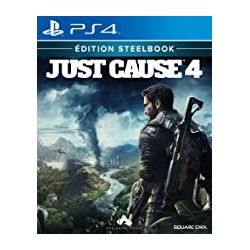 Just Cause 4 Edition limitée Steelbook