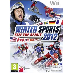 Winter Sports 2012 Feel The Spirit