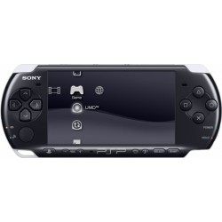 SONY PSP 3000 Noire
