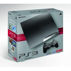 SONY PS3 Slim 250 Go
