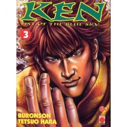 Ken Fist of the blue sky Tome 03