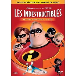 Les Indestructibles collector 2 DVD