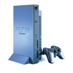 Sony PS2 Aquablue