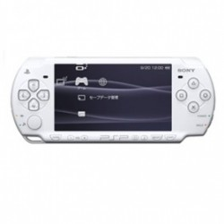 SONY PSP 2000 Blanche