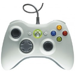 Manette Xbox 360 filaire Officielle