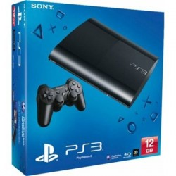 SONY PS3 Ultra Slim 12 Go