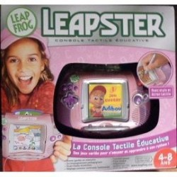 Leap Frog Leapster Rose Pack Adibou
